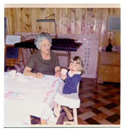 My Deli, Myself: Betsy Andrews and Her Grandmother