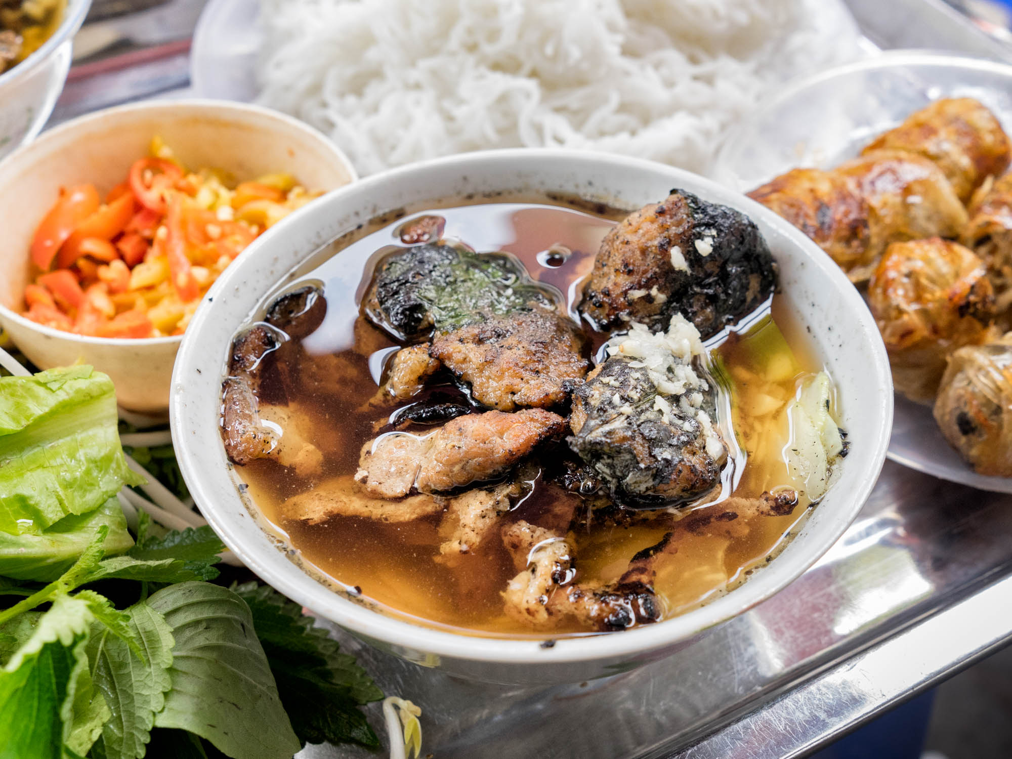 Why Does Vietnam Have a Mid-Day Siesta? I Blame the Bun Cha