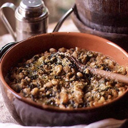 Twice-Cooked Tuscan Bread Soup