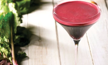 Beets by Roy Cocktail