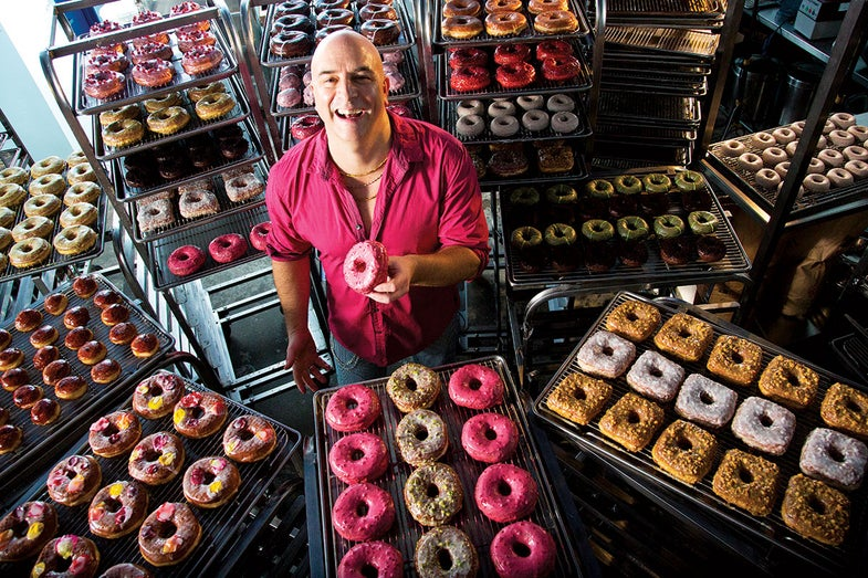 Donut Renaissance