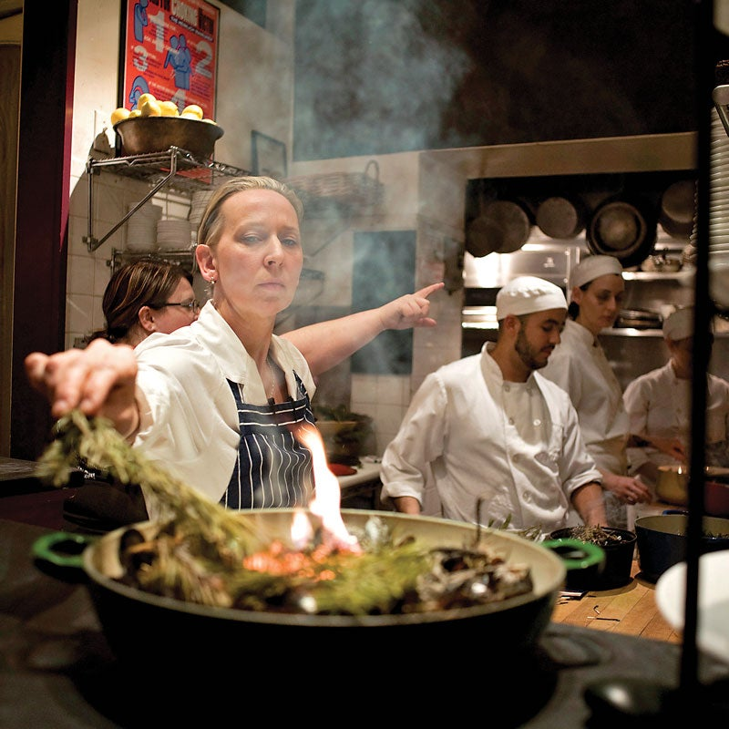20 Years of SAVEUR: Dinners with Edith