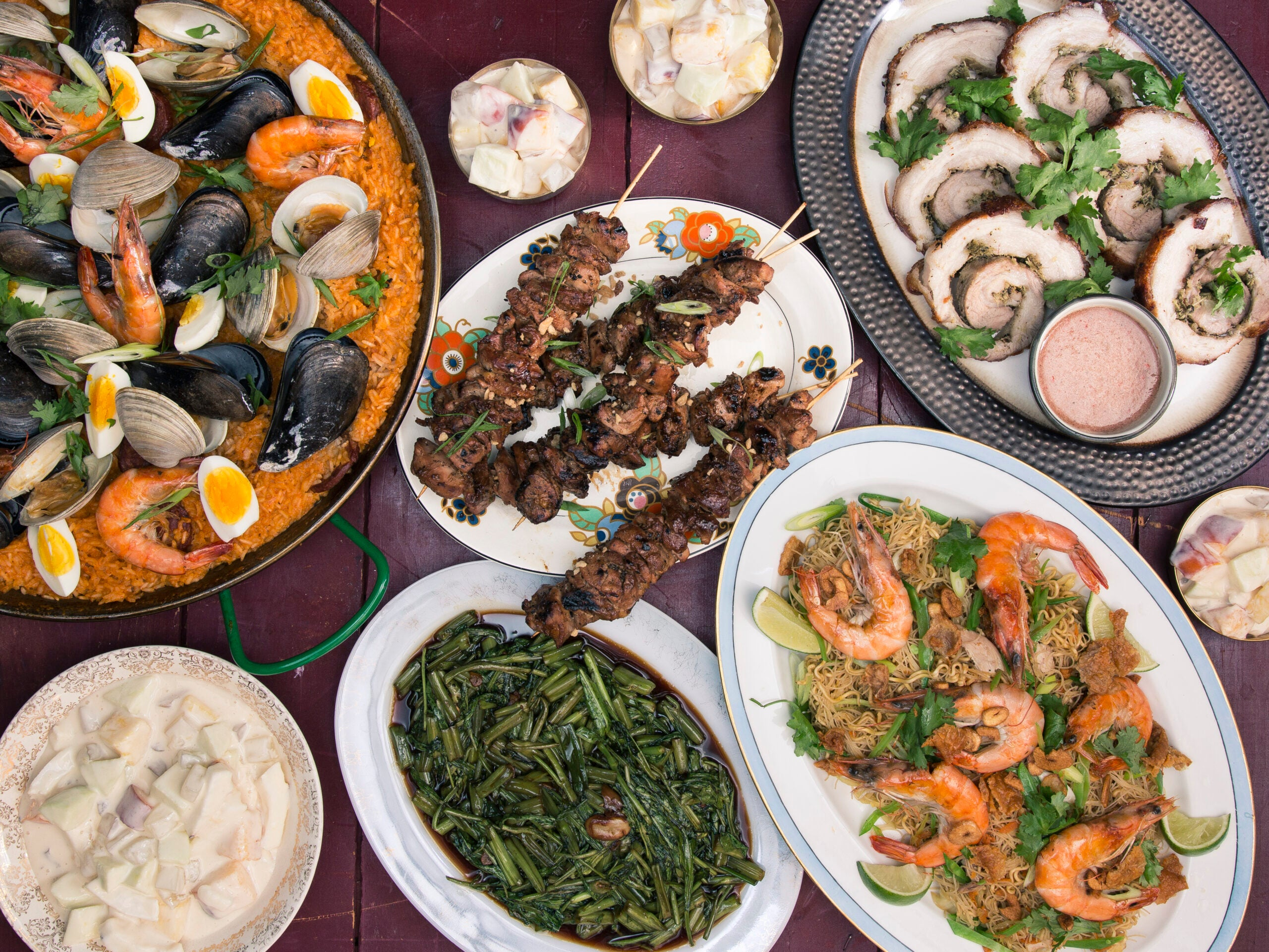 A Filipino Feast Fit for Your Whole Family