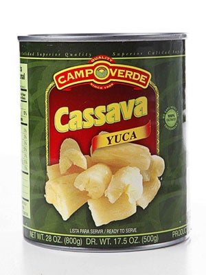 Cassava with Garlic and Citrus
