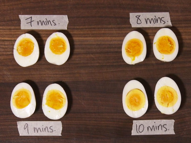 Basics: How to Hard Boil Eggs