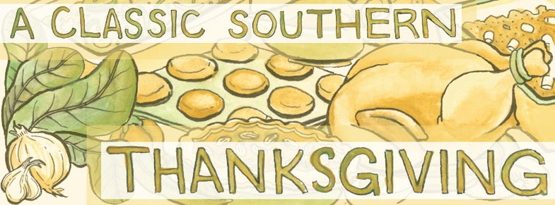Southern Classics Thanksgiving Menu Guide