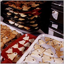 Twenty Thousand Christmas Cookies