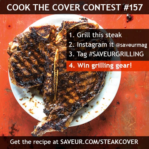Cook the Cover Contest: The Grilling Issue