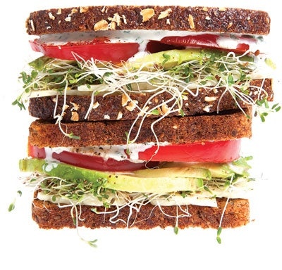 Golden State of Sandwiches