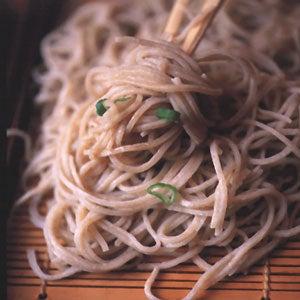 Zaru Soba (Japanese Buckwheat Noodles)