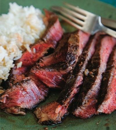 Vietnamese-Style Steak
