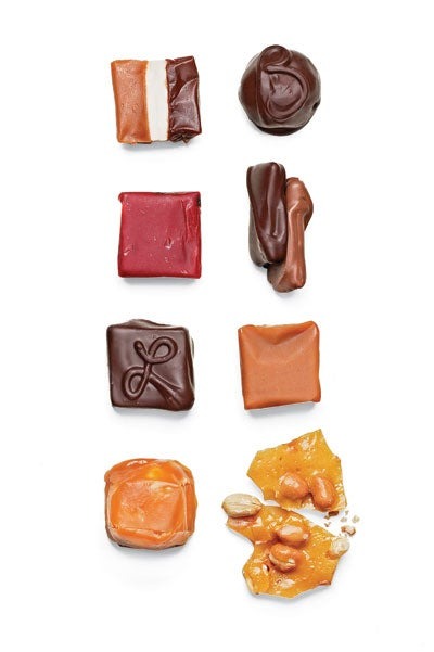 Sharing the Love: Muth's Candies