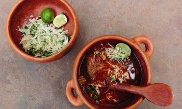 On Sunday Mornings in Oaxaca, Goat Soup is What's for Breakfast