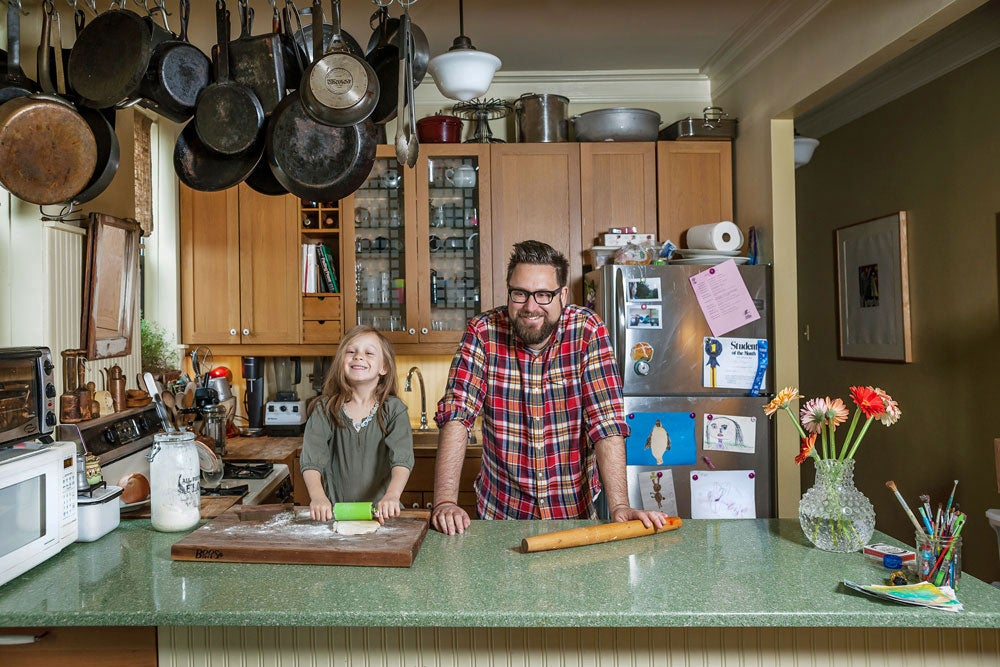 I Love My Kitchen Because: Todd Coleman
