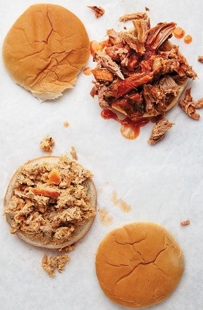 East Vs. West: North Carolina Pulled Pork