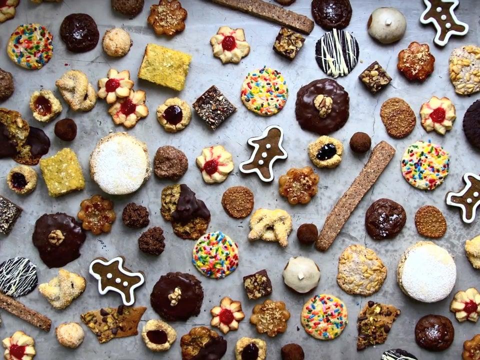 Dance of the Christmas Cookies