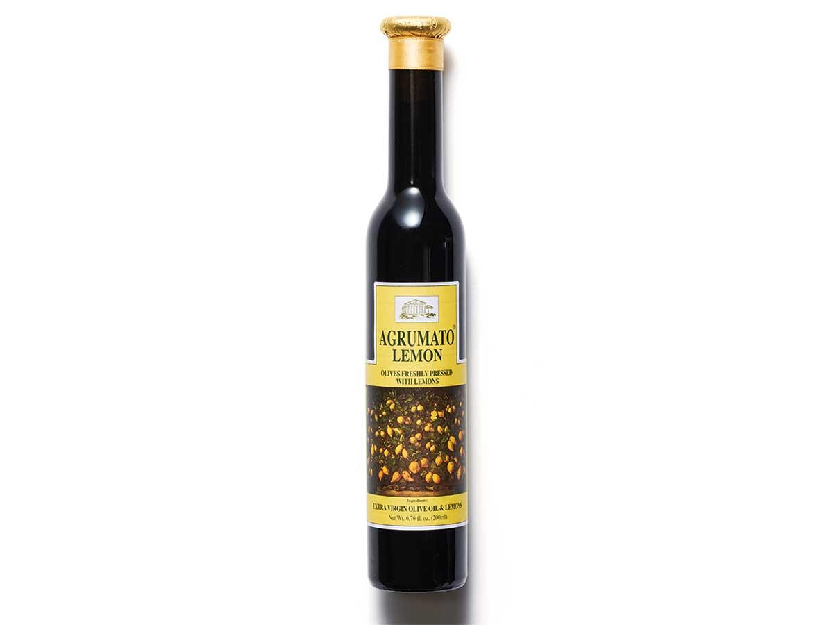 Agrumato Extra Virgin Olive Oil Pressed with Lemons