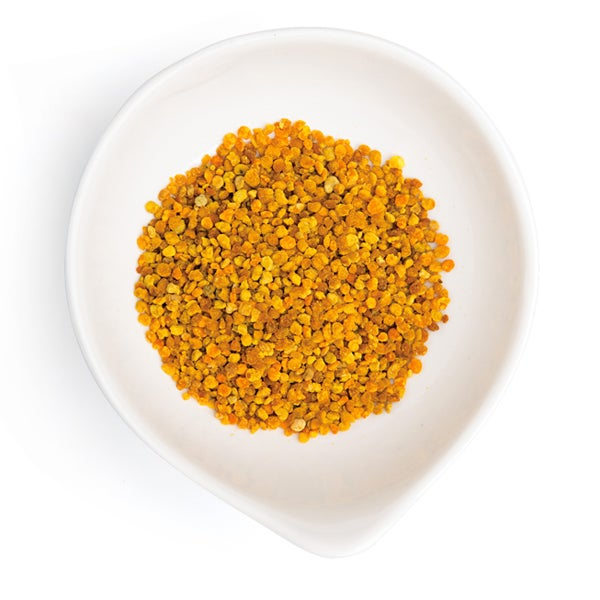 The Buzz on Bee Pollen