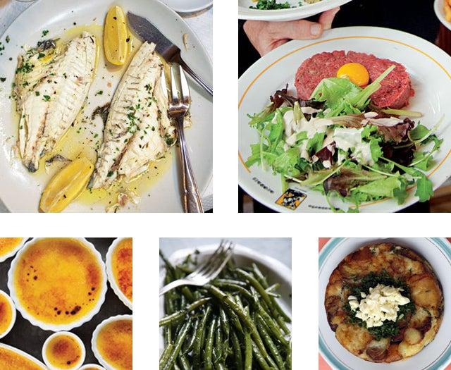 Menu: A French Road-Trip Supper