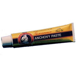 Anchovies in a Tube