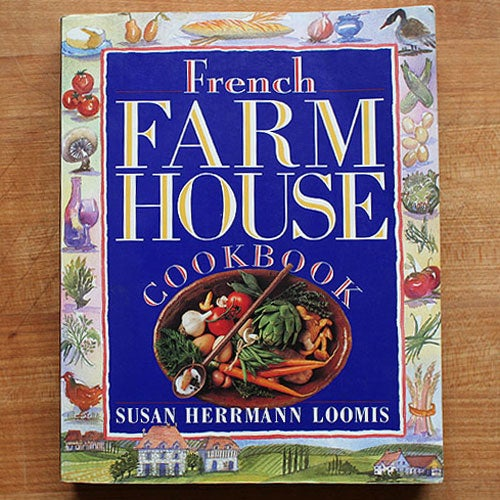 Back of the Bookshelf: The French Farm House Cookbook