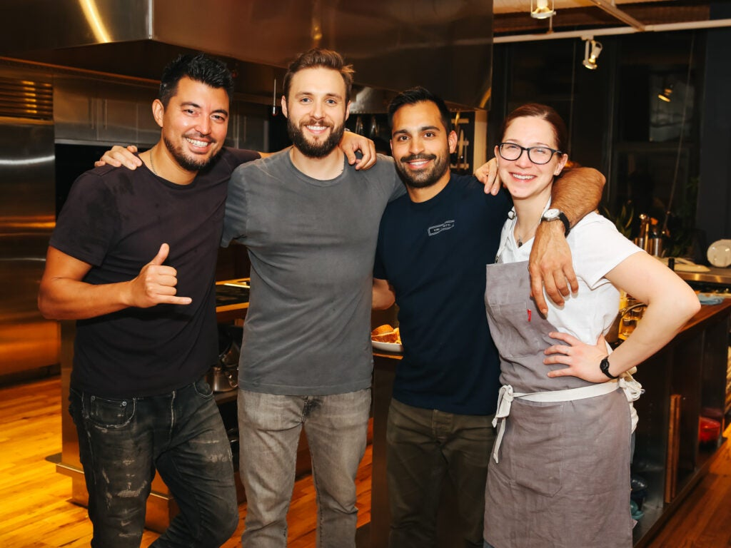 Saveur Suppers Nick Anderer