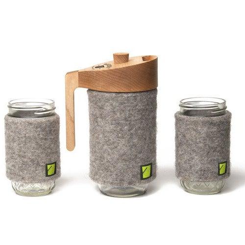 Mason-Jar Coffee Press