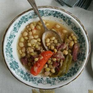 Randy Evans's Southern Peas