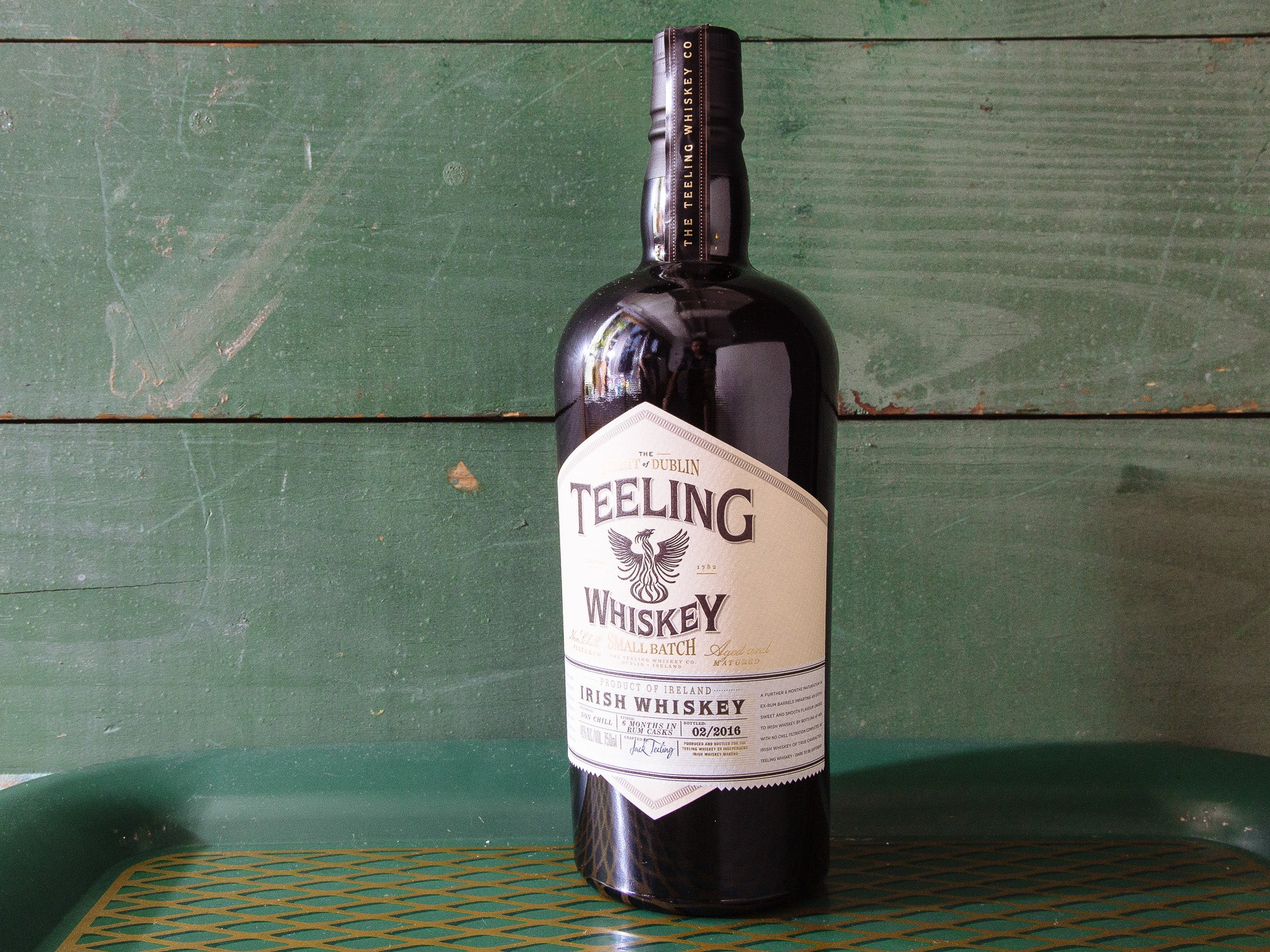 Teeling Whiskey Small Batch Irish Whiskey