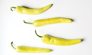 Why It's Worth Getting Your Hands on Hungarian Wax Peppers