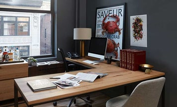 Take a Tour of Saveur's New Office