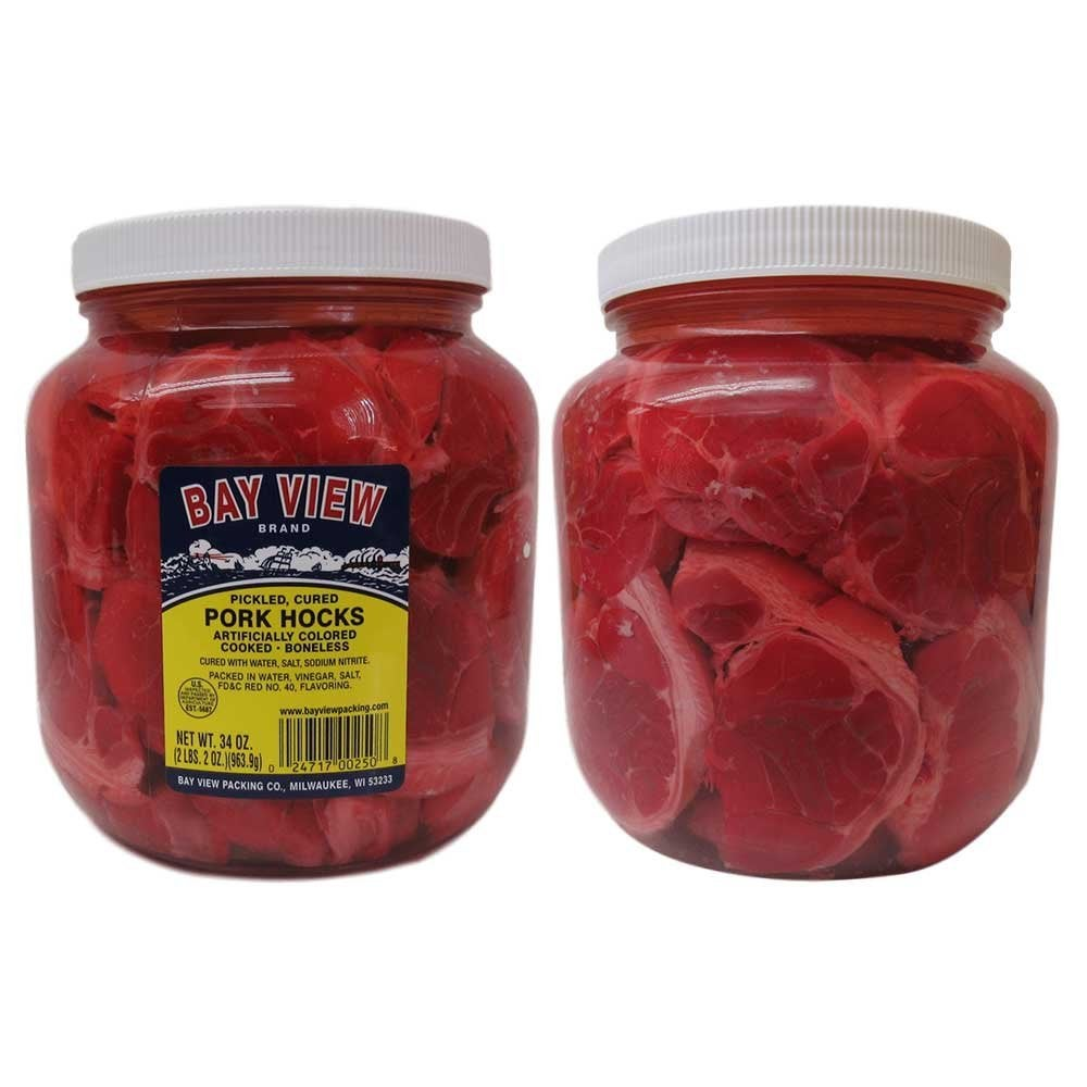 pickled pig trotters