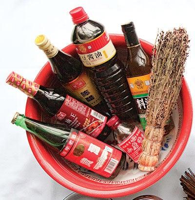 Stir-Fry Sauces and Cooking Liquids