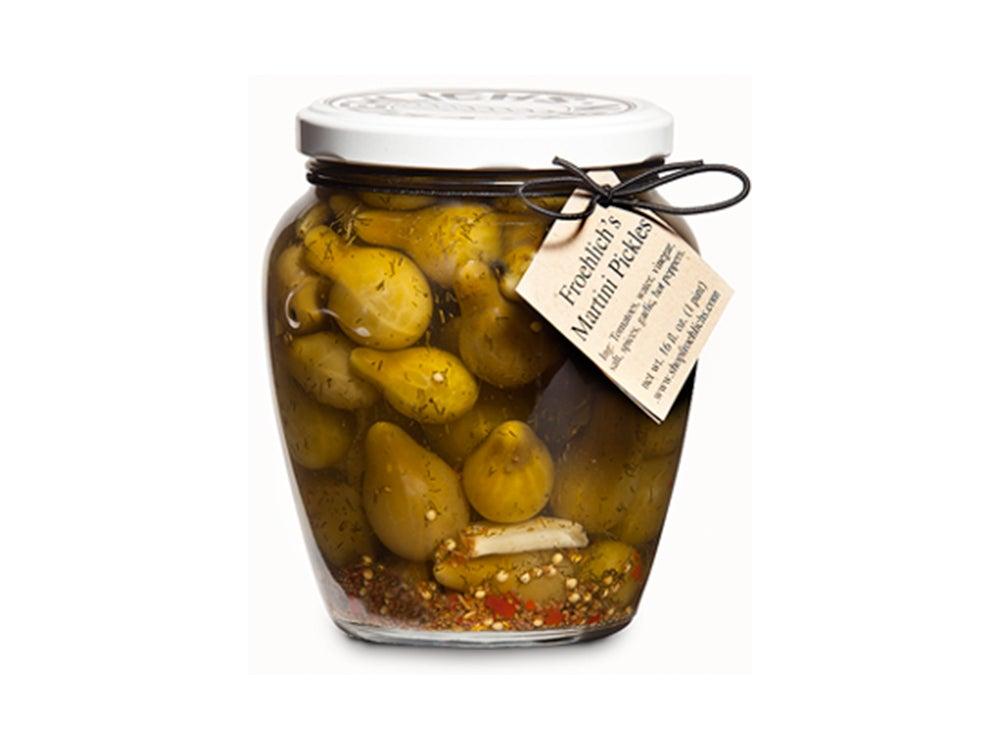 Martini Pickles
