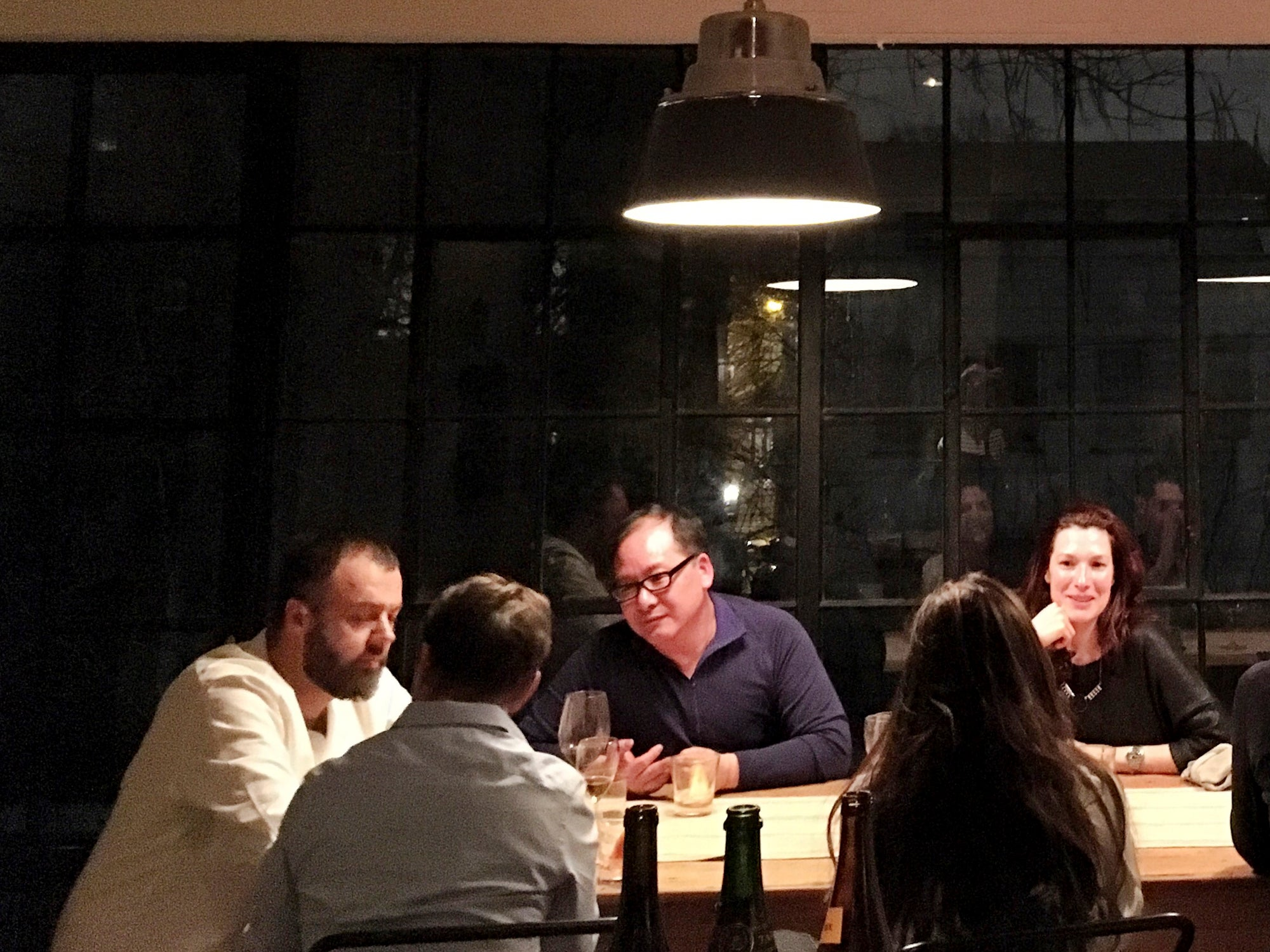 Our Night Hosting a Pop-Up You Only Hear About the Morning of Your Meal