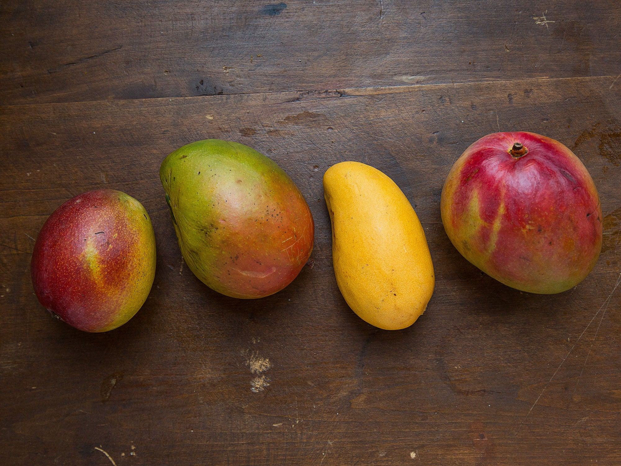 How to Pick the Perfect Ripe Mango