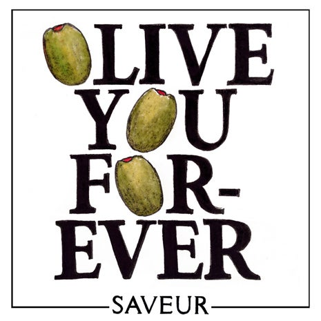 Olive You Forever