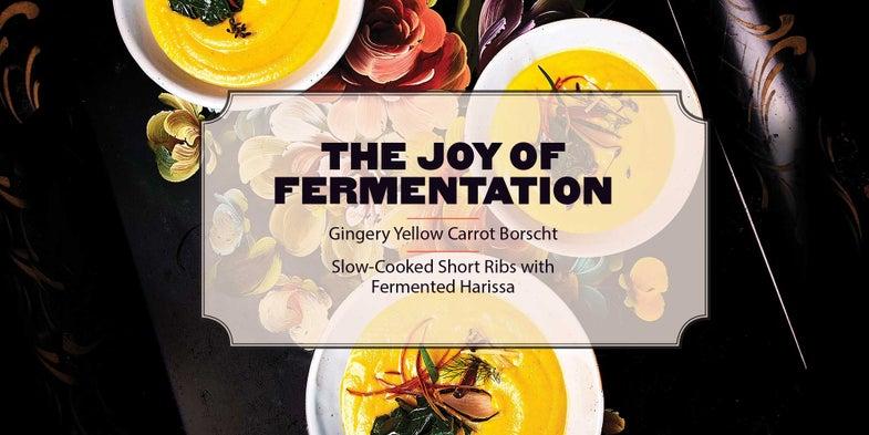The Joy of Fermentation