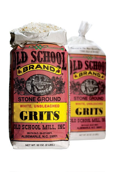 Southern Comfort: Truly Old School Stone-Ground Grits