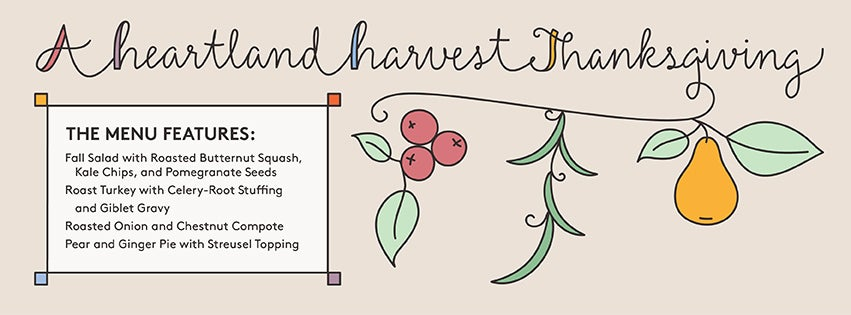 A Heartland Harvest Thanksgiving Menu Guide