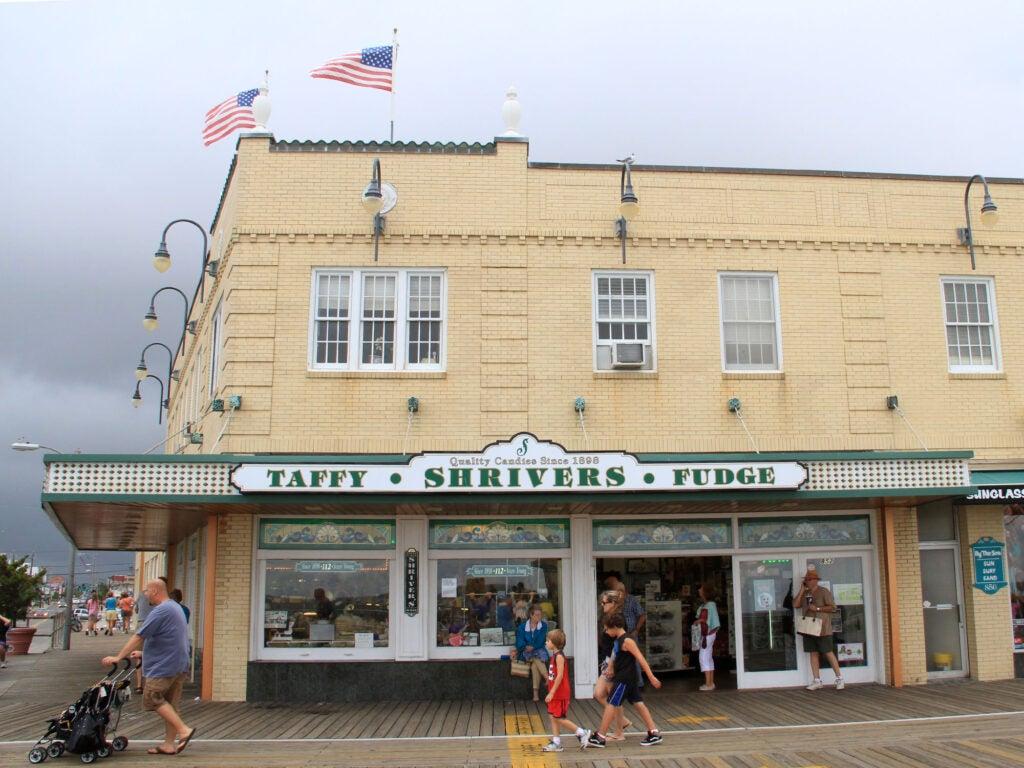 Shriver's Taffy and Fudge