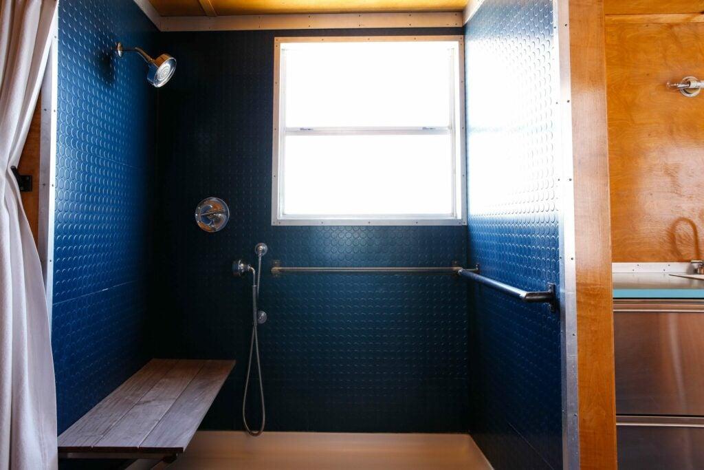 A Battleship bathroom