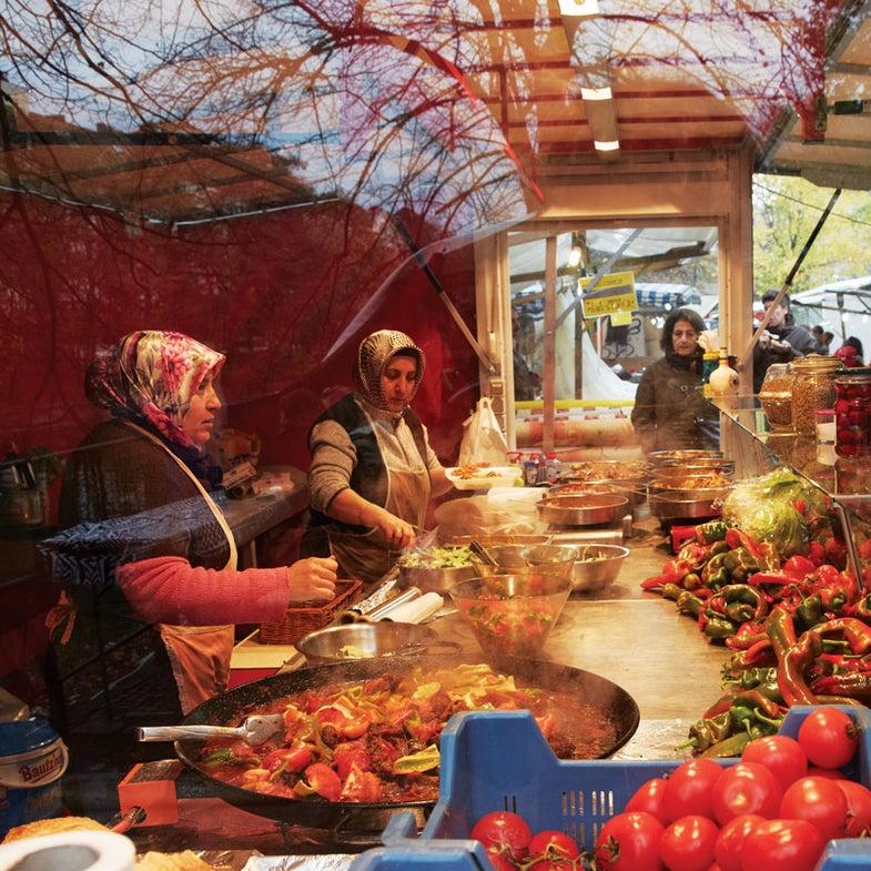 Berlin's Türkenmarkt