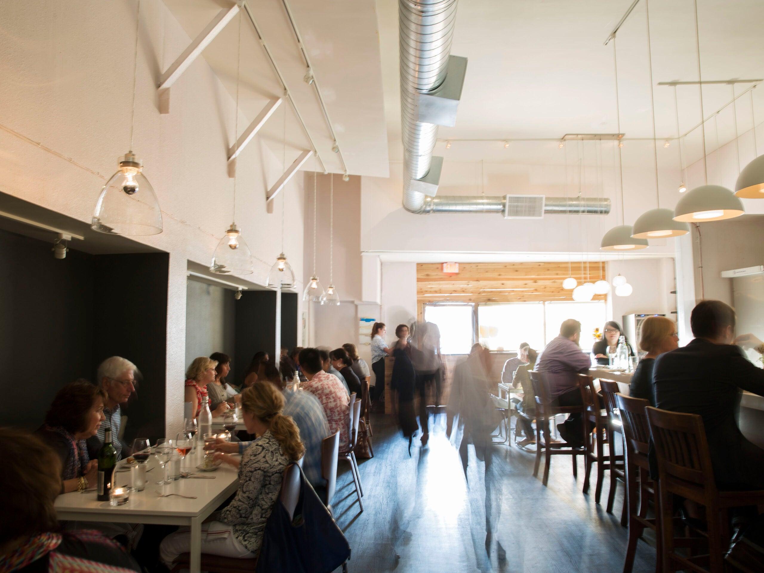 Can A Neighborhood Restaurant Have a Tasting Menu?