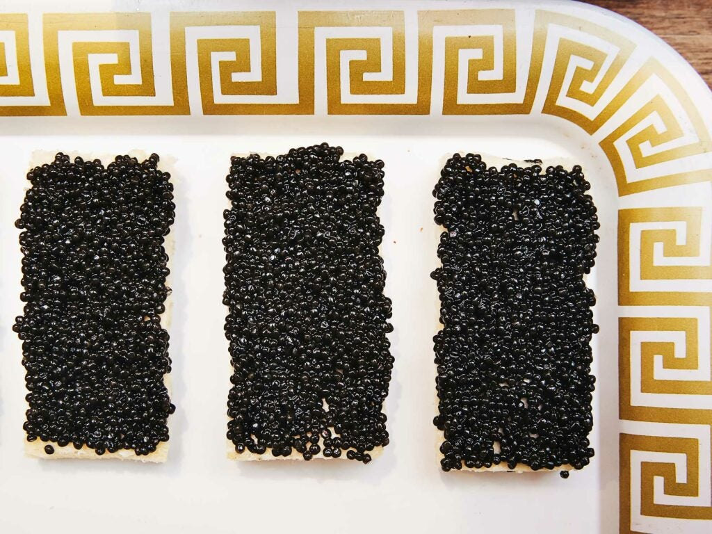 """Caviar,"