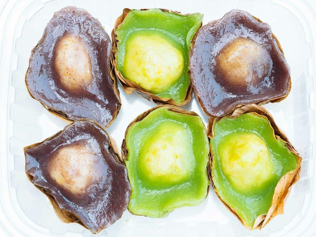 takoh thai sweets