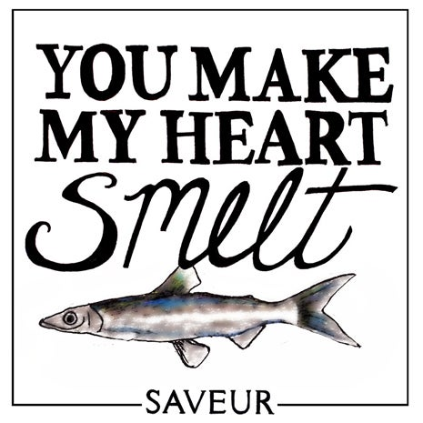 You Make My Heart Smelt