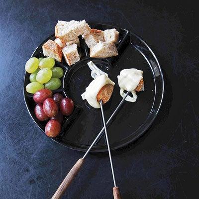 Fondue au Crémant (Fondue with Sparkling Wine)