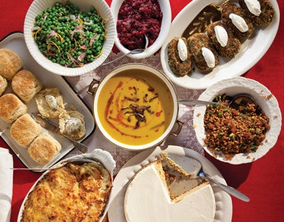 True Harvest: A Vegetarian Thanksgiving