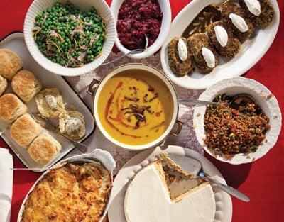9 Complete Thanksgiving Menus